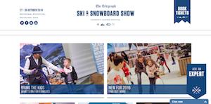 Ski&Snowboard Show 2016