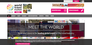 World Travel Market(WTM) 2016