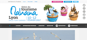 Salon du Tourisme Mahana (Lyon) 2017