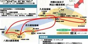 Be.Okinawa 琉球列島周遊ルート