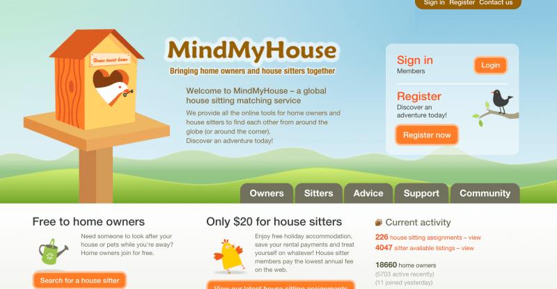 Mind My House