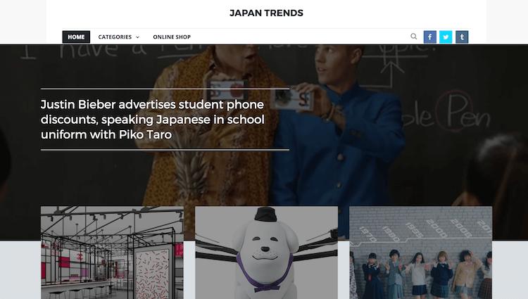 23. Japan Trends