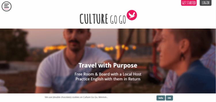 Culture Go Go:ホームページより
