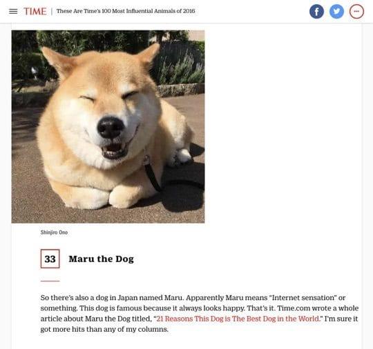 Time誌WEB版キャプチャ