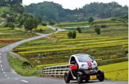 地域インフラを活用した観光地域づくり事例2:奈良県 超小型モビリティのレンタルサービス「MICHIMO」事業 観光庁より