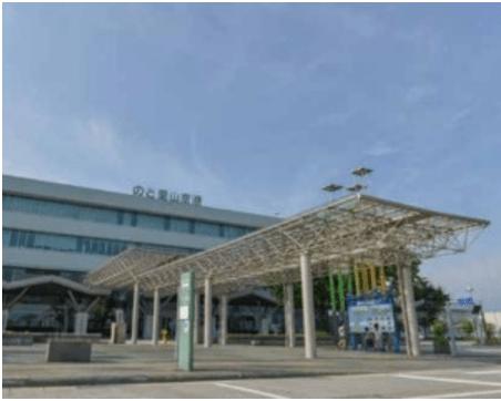 地域インフラを活用した観光地域づくり事例5:石川県 のと里山空港 観光庁より