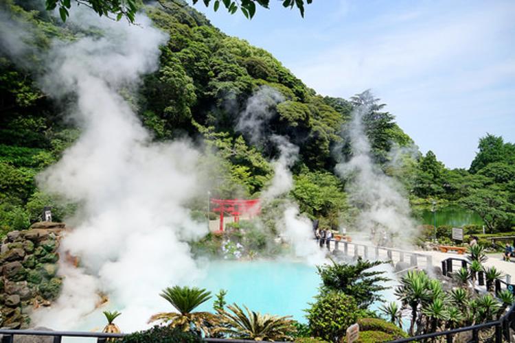 広域観光周遊ルートその7「温泉アイランド九州 広域観光周遊ルート」