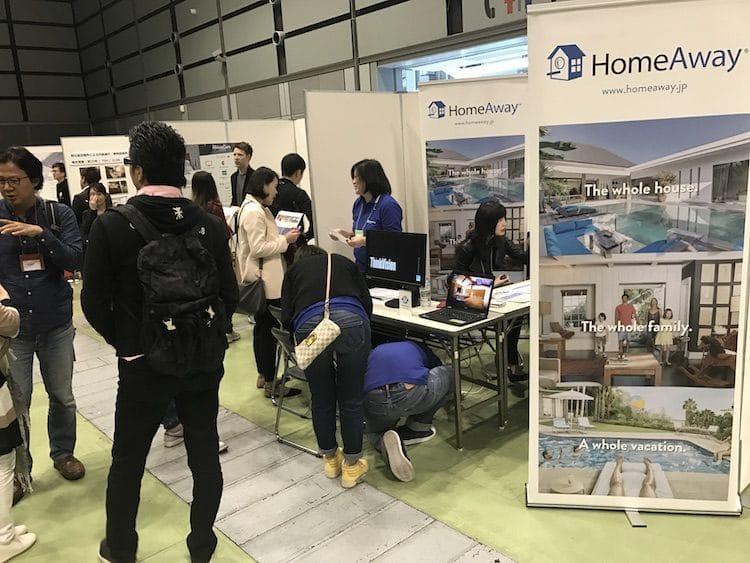 HomeAway(ホームアウェイ) HomeAway(ホームアウェイ) 民泊EXPOプレミアム2017より