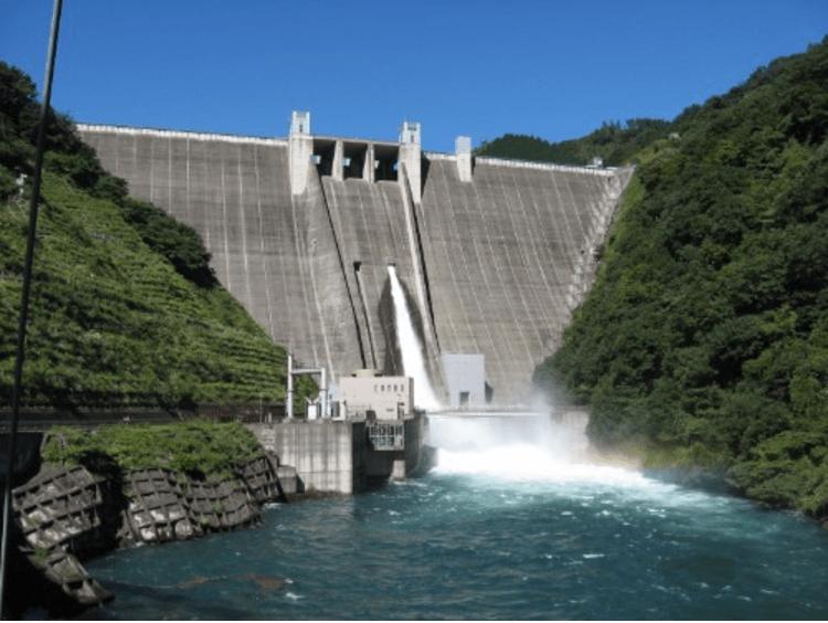 インフラを活用したイベントでの観光地域づくり事例8:ダム管理者による地域復興「観光放流」 観光庁より