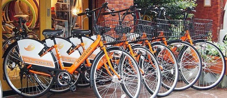 【福岡のインバウンド向け自転車レンタルサービス】シーサイドバイク:クロスカントリーより