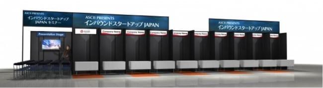 出展内容:日本で最多の決済ブランド11種類・44ヶ国で使用されたスマホ決済サービス