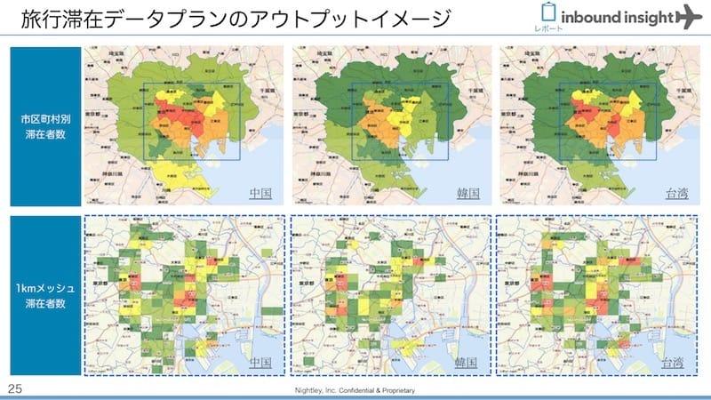 「NTTドコモ・®モバイル空間統計」 紹介資料より引用
