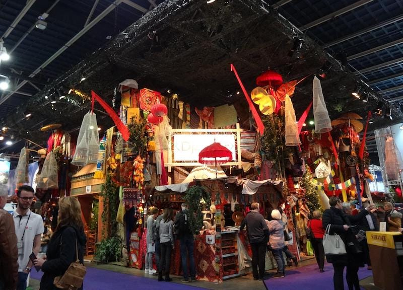 オランダ最大の国際旅行フェア「Vakantie Beurs」の現地の様子