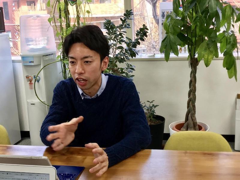 株式会社TSUNAGU萩原良氏