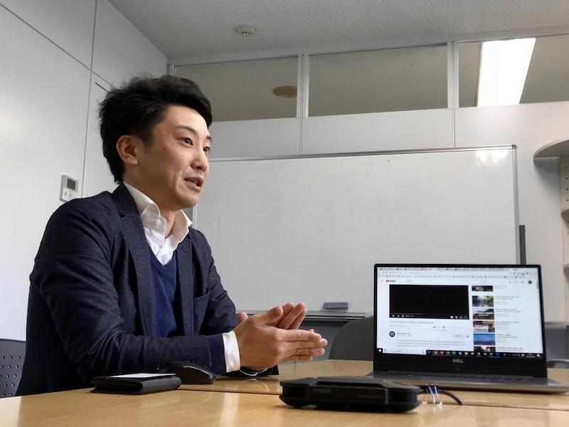 エクスポート・ジャパン株式会社高倉佑介氏