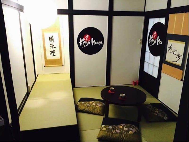 外国人に人気の浅草「漢字ハウス」こだわりの内装