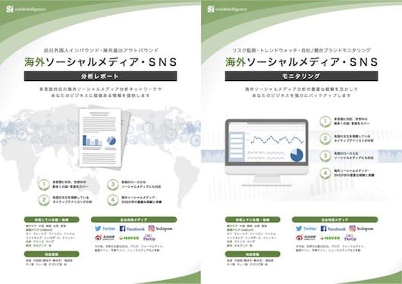 ソーシャルメディア(SNS)調査・分析