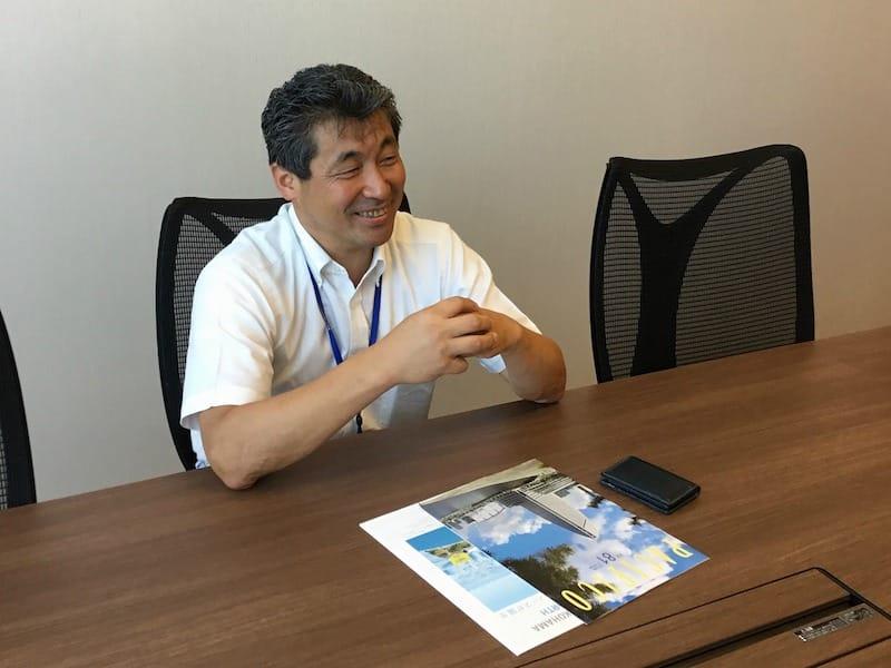 「野毛 横浜おもてなしナイト」を企画し、これからのユニークベニュー開発について語るパシフィコ横浜の大村正英氏