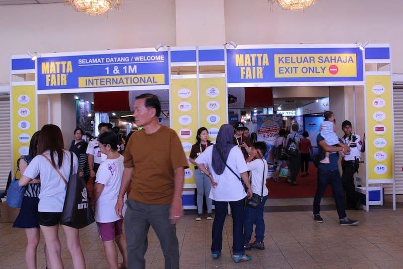 ▲MTTA Fairの規模は年々拡大している