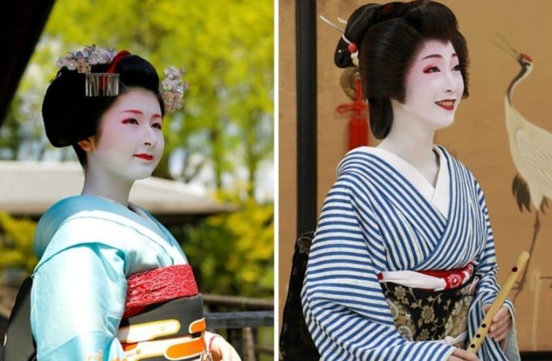 「舞妓さんに出会える東京国立博物館」