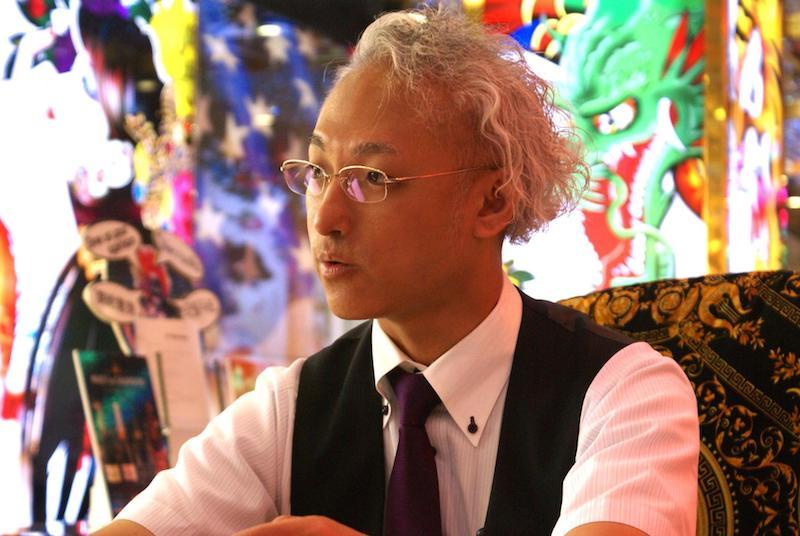ロボットレストラン インバウンド営業部部長 田中寛典氏
