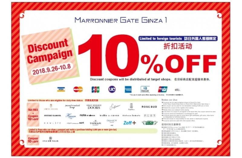 10% Discount Campaign