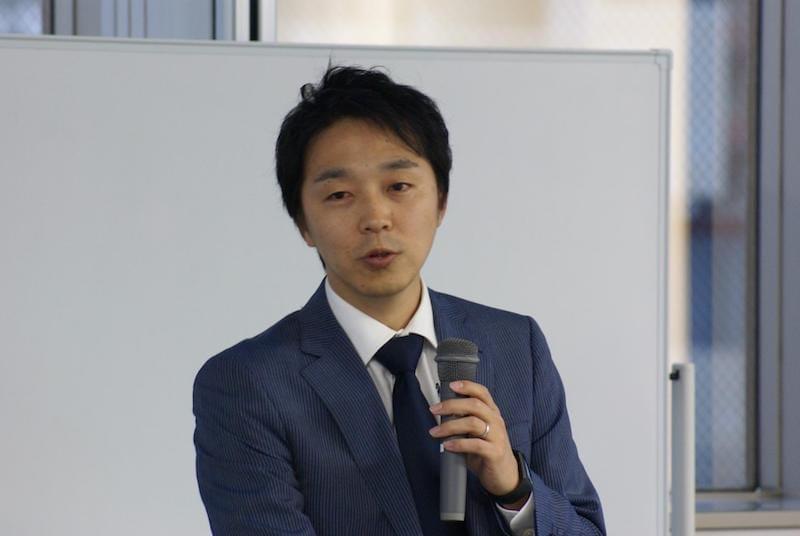 アディッシュ株式会社フロントサポート事業推進室 事業リーダー 大西 直輝 氏