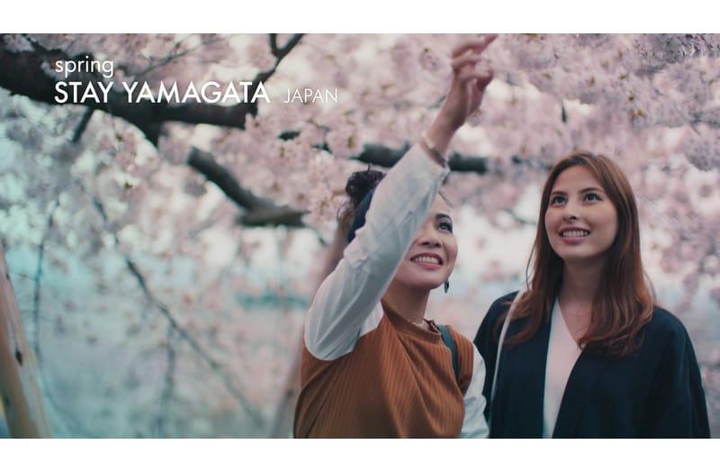 「STAY YAMAGATA」