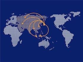 アジアからの訪日外国人