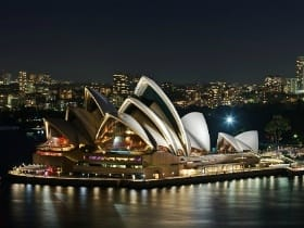 訪日オーストラリア人のインバウンドデータ