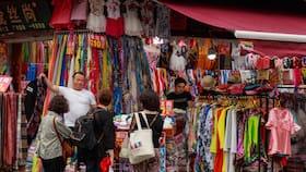 訪日中国人観光客のインバウンドデータ