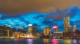 訪日香港人観光客のインバウンドデータ