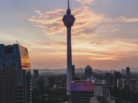 訪日マレーシア人のインバウンドデータ