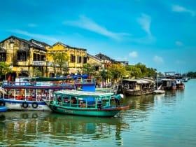 訪日べトナム人観光客のインバウンドデータ
