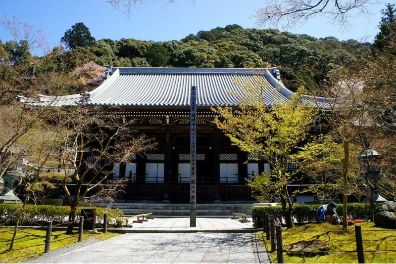 インバウンド人気観光地ランキング12位「禅林寺 永観堂」の人気の理由・インバウンド対策とは