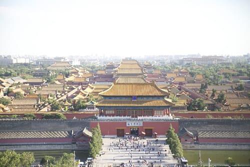 中国で有名な紫禁城