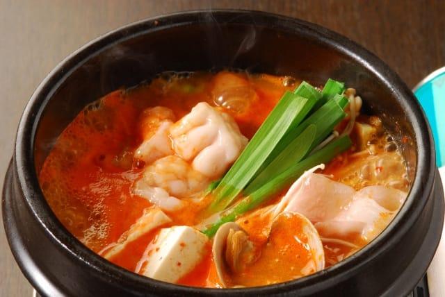 日本でも人気の高い韓国料理